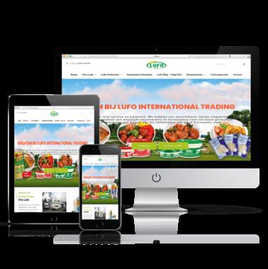 Portfolio Lufo Website