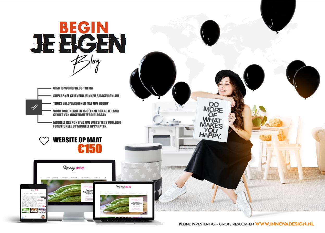 Start-je-eigen-Blog