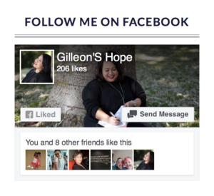 Gilleon's Hope Blog WordPress